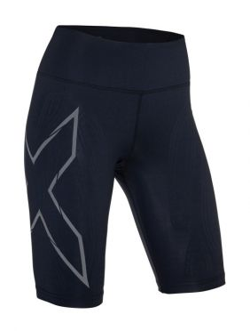 2XU MCS Compression short zwart dames