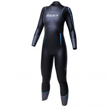 Zone3 Advance fullsleeve wetsuit dames