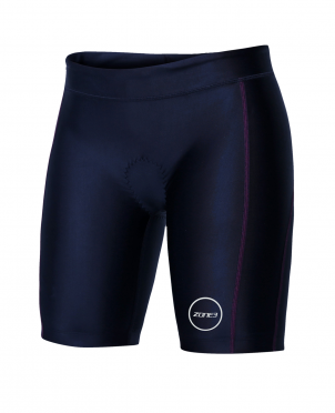 Zone3 Activate tri shorts blauw/paars dames