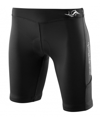 Sailfish Team Tri short zwart dames