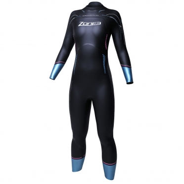 Zone3 Vision demo wetsuit dames maat SM