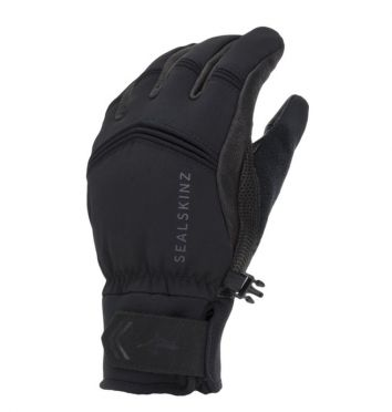 SealSkinz Extreme cold weather handschoenen zwart
