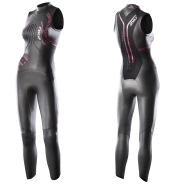 2XU A:1 Active sleeveless wetsuit vrouwen