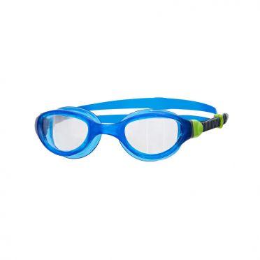 Zoggs Phantom 2.0 zwembril blauw - transparante lens