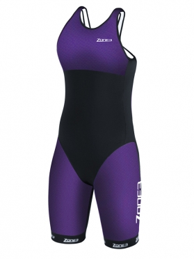 Zone3 Aeroforce tri suit back zip dames