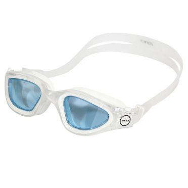 Zone3 Vapour zwembril wit/blauw