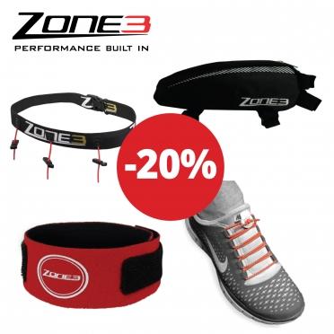 Zone3 Triathlon accessoires voordeel pakket
