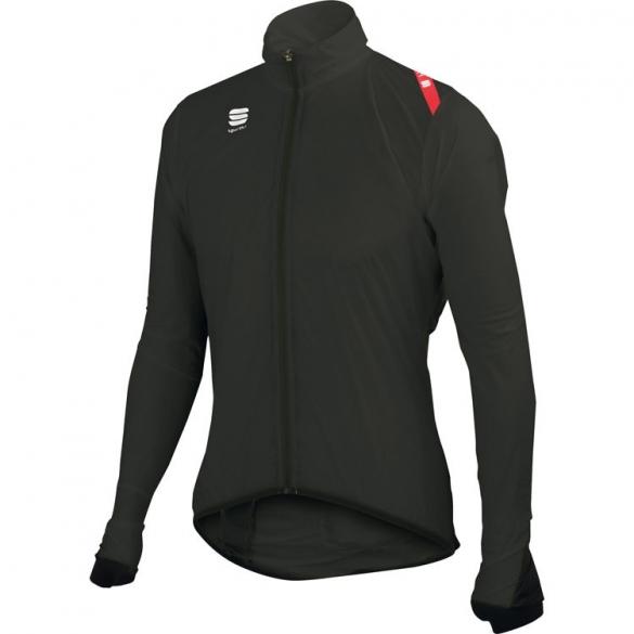 Sportful Hot Pack 5 fietsjack heren zwart   1101135-002