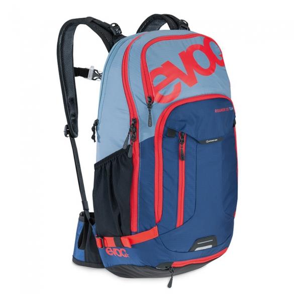 Evoc Roamer 22L Backpack navy stone red 99561  99561