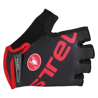 Castelli Tempo V glove zwart/rood heren 15027-231 2015  CA15027-231(2015)