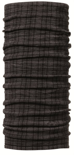 BUFF Wool buff printed colombo grey  101026