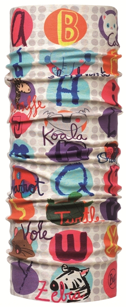 BUFF Baby original buff zoo letters  105604