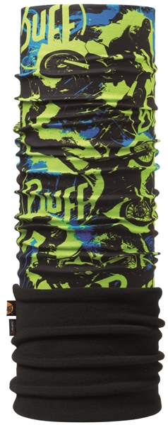 BUFF Junior polar air cross / black  108185