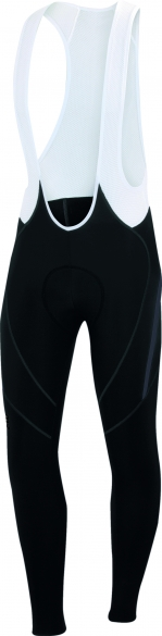Sportful Gruppetto bibtight zwart heren  1101265-002