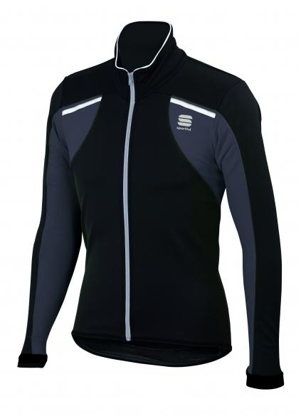 Sportful Alpe 2 Softshell Jacket zwart-wit heren 01399-002  1101399-002