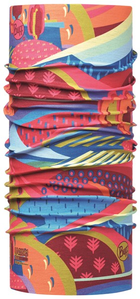 BUFF High uv buff junior colourful mountains multi  115080555