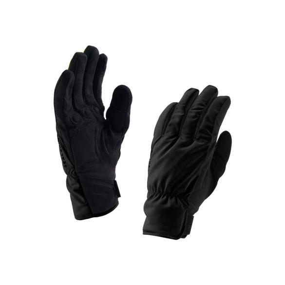 SealSkinz Brecon fietshandschoenen zwart dames  122161703-001