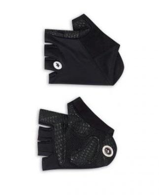 Assos summerGloves_s7 fietshandschoenen zwart unisex  135050912