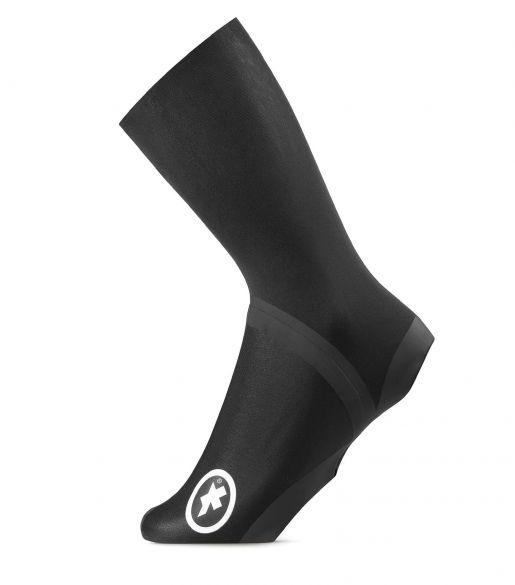 Assos Rain Bootie overschoenen zwart  136267018