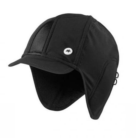 Assos FuguHelm winter helmmuts zwart  137271612