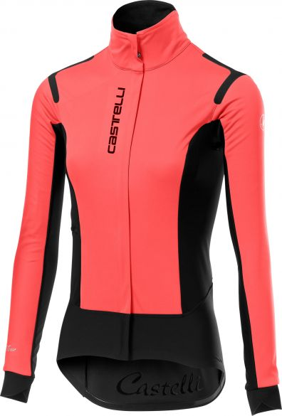 Castelli Alpha RoS W jacket roze dames  17535-288