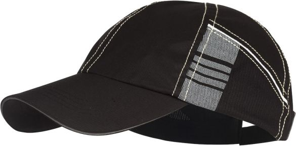 Craft Focus cap hardloop pet zwart/wit  1900059-9900