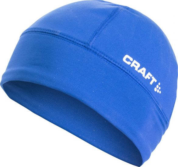 Craft Light thermal hardloopmuts blauw  1902362-1336