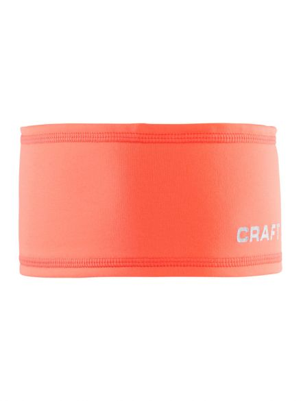 Craft Thermal hoofdband roze/panic  1902952-1801