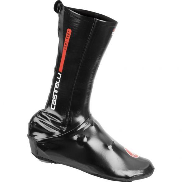 Castelli Fast Feet Road Shoecover zwart mannen  19030-010