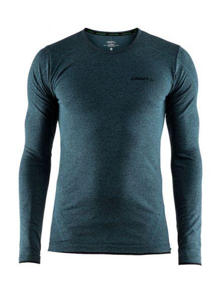 Craft Active Comfort roundneck long sleeve ondershirt groen heren  1903716-1657