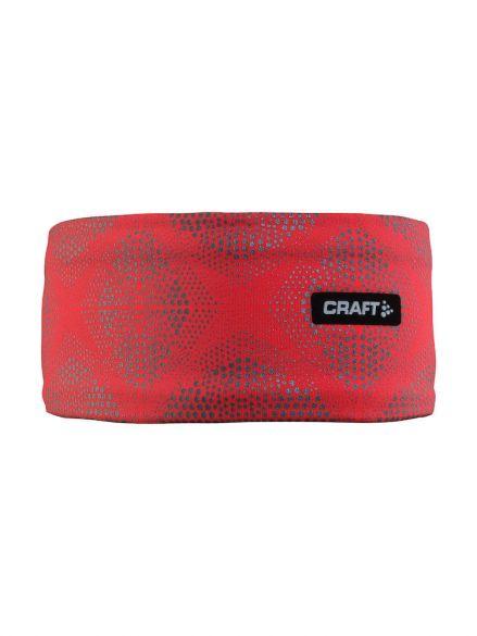 Craft Brilliant 2.0 hoofdband rood  1904303-2801