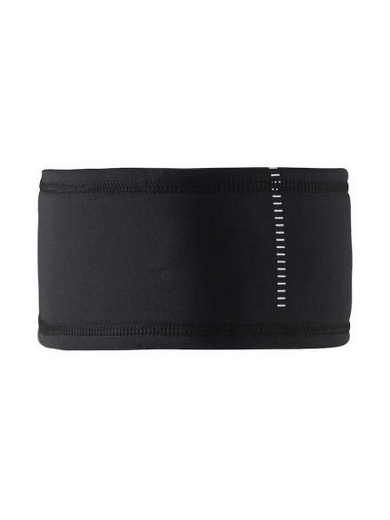 Craft Livigno hoofdband zwart  1904565-9999