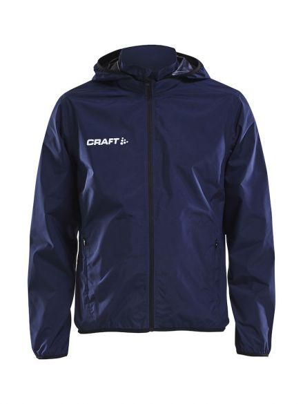 Craft Rain trainings jas blauw/navy heren  1905984-1390
