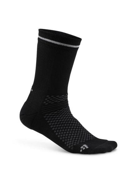 Craft Visible sokken zwart  1906062-999926