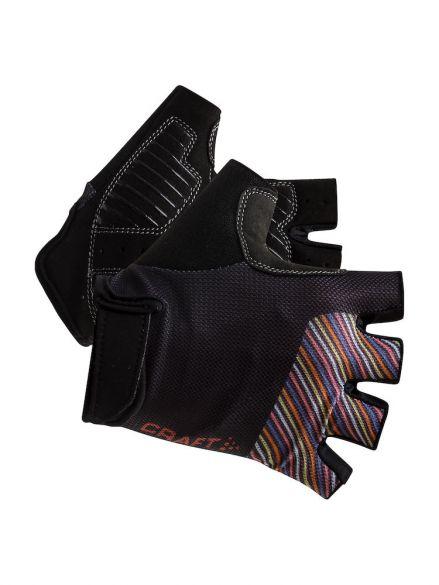 Craft Go fietshandschoenen zwart/pump unisex  1906148-999575