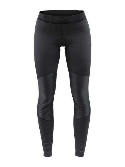 Craft Ideal wind tight fietsbroek zwart dames  1906549-999000