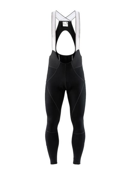 Craft Ideal Pro Thermal bibtight fietsbroek zwart heren  1906557-999000-VRR