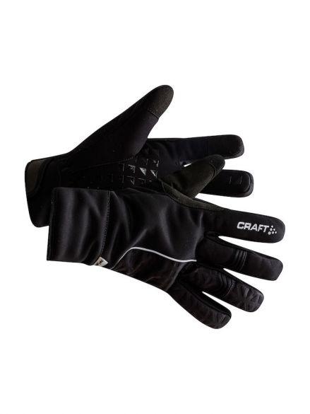 Craft Siberian 2.0 fietshandschoenen zwart unisex  1906572-999000