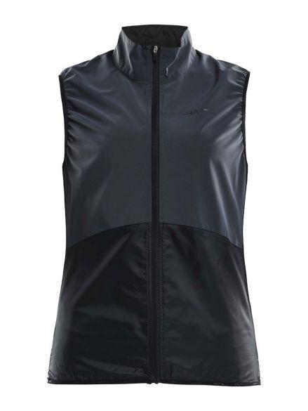 Craft Glow SL fietsshirt zwart dames  1906578-007999
