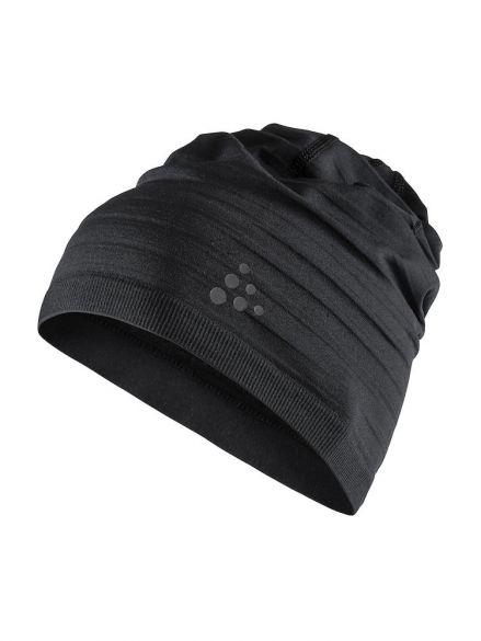 Craft Warm comfort muts zwart  1906610-999000