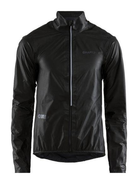 Craft CTM Gore-Tex Shake Dry fietsjacket zwart heren  1907145-999000-VRR