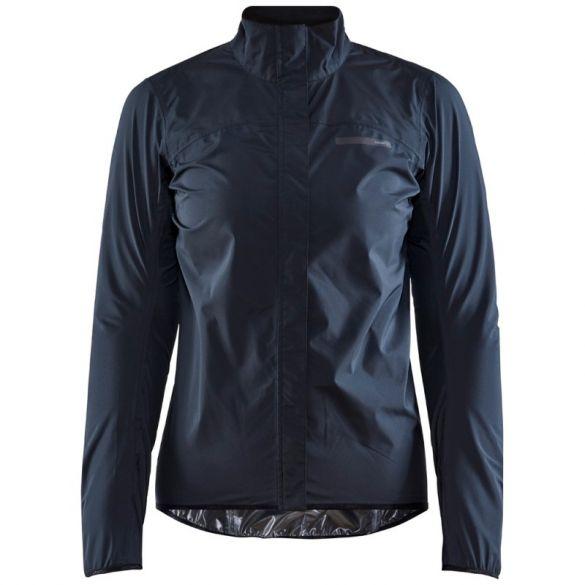Craft Empire Rain fietsjack zwart dames  1908794-999000