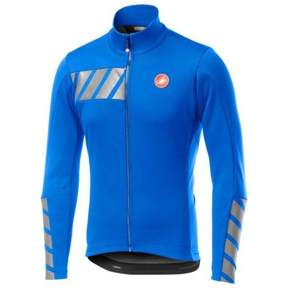 Castelli Raddoppia 2 jacket blauw heren  19506-059-VRR