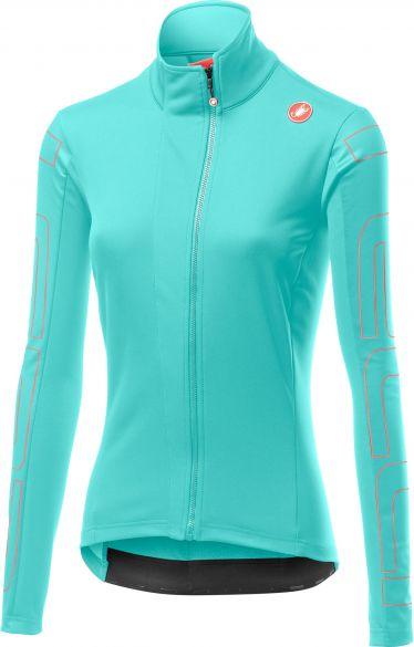 Castelli Transition jacket lichtblauw dames  19539-016