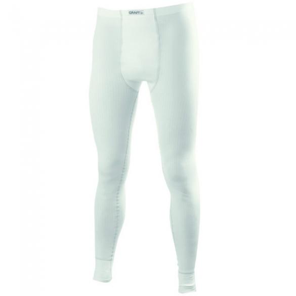 Craft Active lange onderbroek wit heren  197010-2900