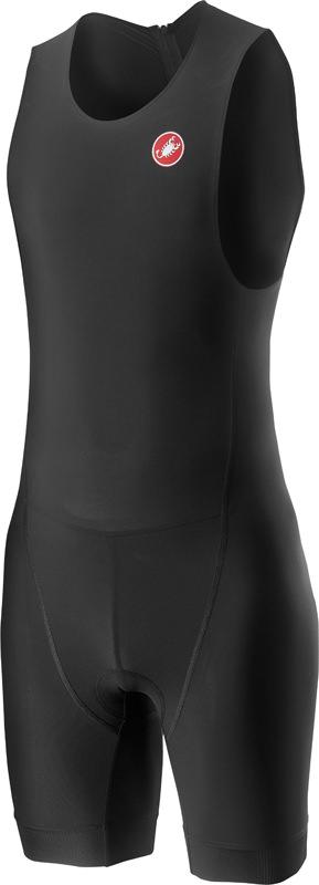 Castelli Core Spr-oly suit swimskin zwart heren  20094-010