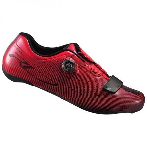 Shimano schoen race RC700 rood  ESHRC7OC460SR00