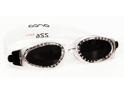 Orca 226 Tech Goggle Clear zwembril  ORCAAVA336