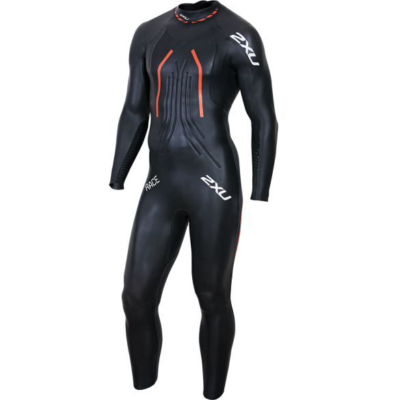 2XU Race wetsuit heren   MW3813c