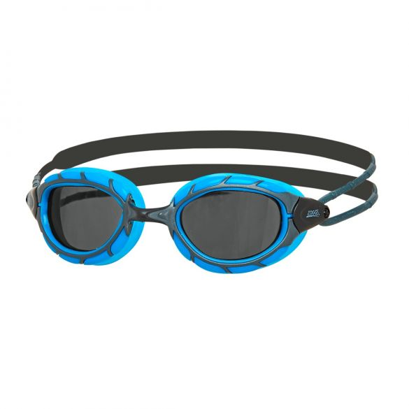 Zoggs Predator donkere lens zwembril blauw  461037-335863